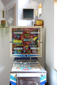 #pinball - this is what I am missing in my #livingroom