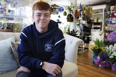 'Light It Up Blue' for Autism Awareness (The Westerly Sun)