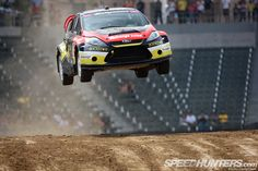 TANNER FOUST: A PICTURE-PERFECT RACE WEEKEND - Speedhunters