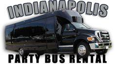 Indianapolis Party Bus Rental