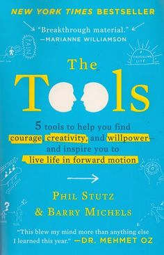 The Tools® is a dynamic, results-oriented set of practices developed by  Phil Stutz and Barry C. Michels that aims to unleash your full potential.