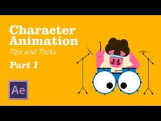 Character Animation in AfterEffects - Tips&Tricks Chapter 1 - YouTube