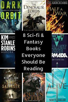New Sci-fi & Fantasy