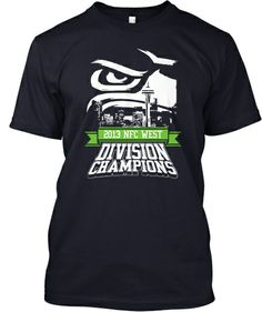 NFC West Division Champs