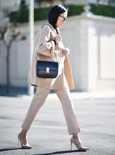Outfit Formulas That Always Look Expensive via @WhoWhatWear