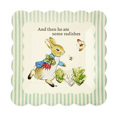 Party Ark's 'Peter Rabbit & Friends Small Plates'