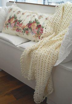 Sweet blanket - includes pattern diagram