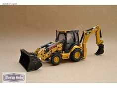 NORSCOT CAT 432E Beko loader - Merlin'den