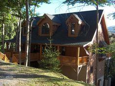THE BEST SO DREAMY!!! bear e kozy Chalet vacation rental in Beech Mountain from VRBO.com! #vacation #rental #travel #vrbo