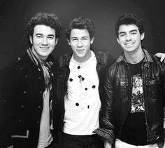 The Jonas Brothers :)
