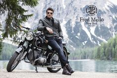 The new fallwinter14 collection #fw14 #fredmello #fredmello1982 #newyork #cool #usa #wintercollection #marianodivaio