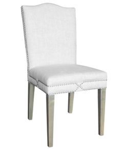 Cecily Dining Chair - White – Allissias Attic & Vintage French Style