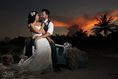 Destination Wedding at Secrets Maroma Beach – Jessica and Andrew