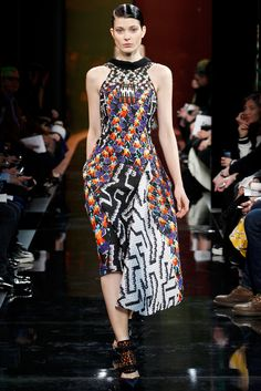 Peter Pilotto Fall 2014 Ready-to-Wear - Style.com