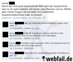 Die besten Facebook-Fails, bei denen man sehnlichst hofft, dass sie Fake sind Facebook Humor, Funny Text Messages, Stupid People, Funny Pins, Funny Cute, Funny Texts, Fails, Haha, Funny Pictures