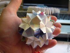 Kusudama Origami Master Class Kusudama Spring Master Class Photo Paper 1