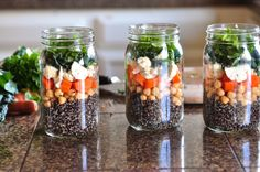 The Whole Life Nutrition Kitchen: Packing Healthy Lunches to GO!