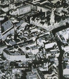 Gerhard Richter, Stadtbild Mü (Townscape Mü) 1968, 180 cm x 160 cm, Catalogue Raisonné: 173, Amphibolin on canvas