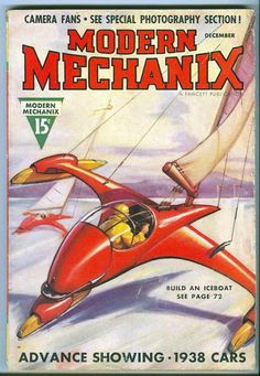 Modern Mechanix and inventions magazine