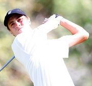 He also has won the Jack Nicklaus Award, which the Golf Coaches Association of America awards to the national player of the year. Justin Thomas, Jack Nicklaus, National Championship, Alabama Football, Roll Tide, Freshman, Ladies Golf, Men And Women, The Man