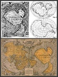 The world may have been charted as early as 6000 years ago - http://www.youtube.com/watch?v=4yK-9hxk5HY Simulation: http://www.gavinmenzies.net/wp-content/uploads/2011/08/voyage_final1.swf Pizzigano Map: http://en.wikipedia.org/wiki/James_Ford_Bell_Library