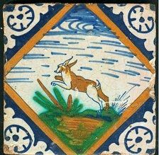 tegels_hazen_en_konijnen_op_antieke_tegels