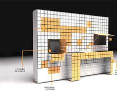 Tetris Kitchen