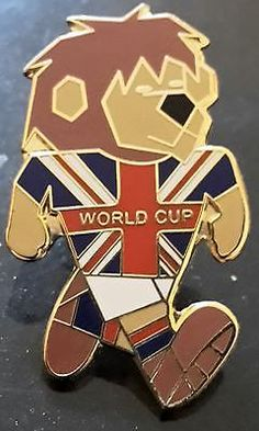 #World cup #willie 1966 #enamel badge,  View more on the LINK: http://www.zeppy.io/product/gb/2/162082678577/