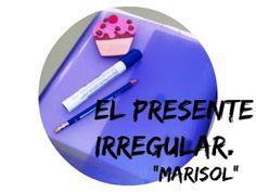 ESPAÑOL EXTRANJEROS. Victoria Monera.: PRESENTE