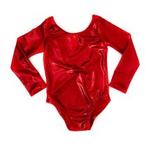 1e45dd0d6 Red leotard- metallic leotard- Valentine's Day outfit- pink leotard- girls  leotard- baby girl toddler leotard- girls dancewear- baby's first