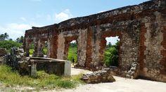 Las Ruinas del antiguo faro Aguadilla PR