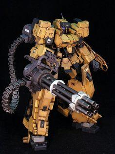 Mech Yellow