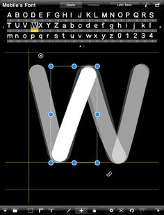 Make your own font app - $6.99. Visit the website for free downloadable fonts too.
