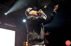 Kid Ink - My Own Lane - live @AlcatrazMilano 1.10.2014