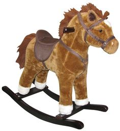 Provide your baby with hours of fun with the Pete pony rocker.  - Jack and Jill Boutique