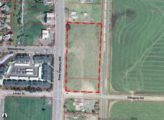 HWY 99 Lot 202 & 205, Albany, OR 97321 3.52 acres on S. Hwy 99. Corner of Ellingson Road. Traffic light across from LBCC. All city services available. Re-Zoned to accommodate storage units. Contact Us for More Information.  dherbst@kw.com