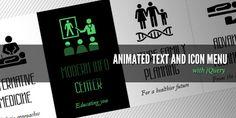 free_jquer_menus_animated
