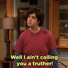 "When you're in a heated argument and have the best comeback ever: | 21 Times Josh From ""Drake & Josh"" Was You AF"