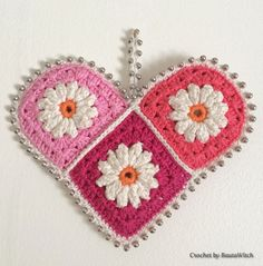 Valentine's Heart by BautaWitch DIY, thanks so for share xox ☆ ★   https://www.pinterest.com/peacefuldoves/