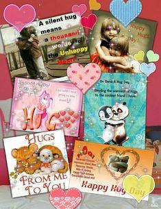 Valentine Day Week, Sending Hugs, Arms, Stress, Happy, Ser Feliz, Psychological Stress, Weapons, Being Happy