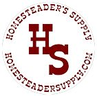 Homesteader's Supply - Encouraging self sufficient, self sustainable living and homesteading of all varieties... family farm, urban homestead, country homestead, or even in NYC!