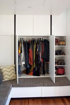 Closet Space - Portal by The Tiny House Company