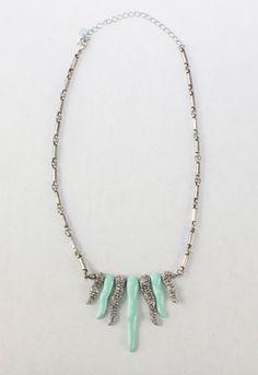 Malibu Necklace In Turquoise