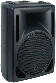 American Audio 15' powered biamp speaker 400W by American Audio. $239.99. 15 inch 2 way molded speaker bi amp and electronic crossover