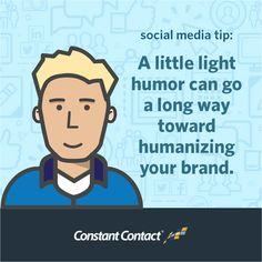Great social media tip!