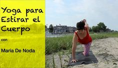 Yoga Para estirar el cuerpo