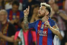 Messi puts us where we are right now - Alcacer hails Barcelona superstar - FRONTPIXS NEWS Barcelona Vs Manchester City, Miss Nigeria, Lionel Messi, Champions League, Ronaldo, Real Madrid, Arsenal, Superstar, Athletic