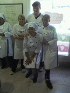 Carrera de Pasteleria y Panaderia profesional. IGA San Nicolas. Año 2013