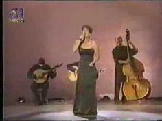 FADO - A beautiful Portuguese Song: Lágrima - Dulce Pontes. ( + Translat...
