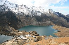 Gosainkunda Lake, Nepal's Langtang National Park